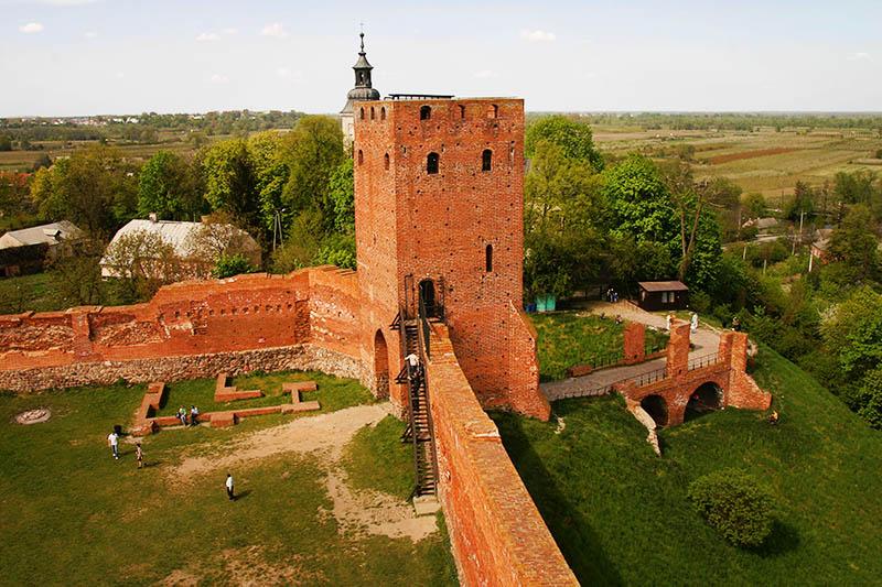 Czersk Castle, photo: Kamil Gozdan / AG