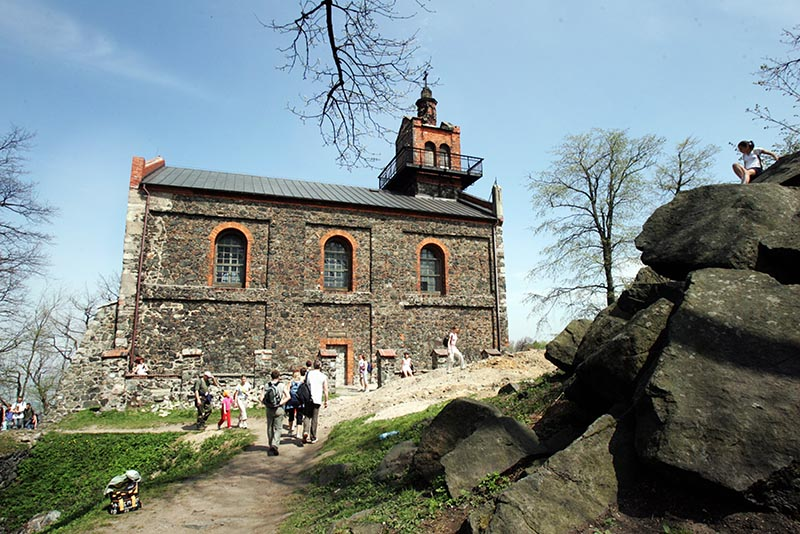 Mount Ślęża, photo: Mieczysław Michalak  / AG