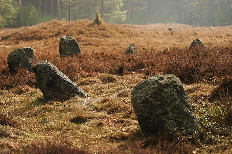 Stone Circles in Odry, photo: Damian Kramski / AG