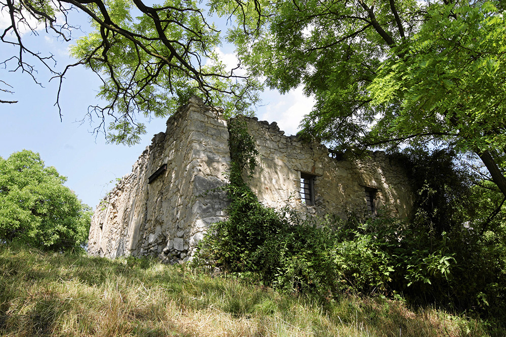 Ruins of the Polish Brethren congregation, Peczelice, photo: Paweł Małecki/AG