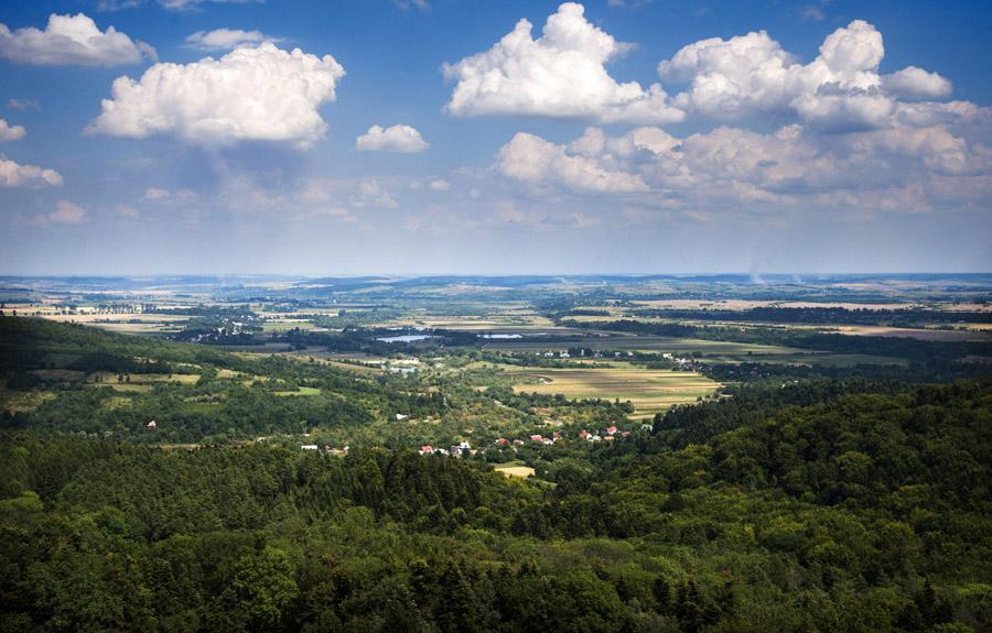 Przemyśl Foothills near Arłamów, photo:Andrzej Sidor / Forum