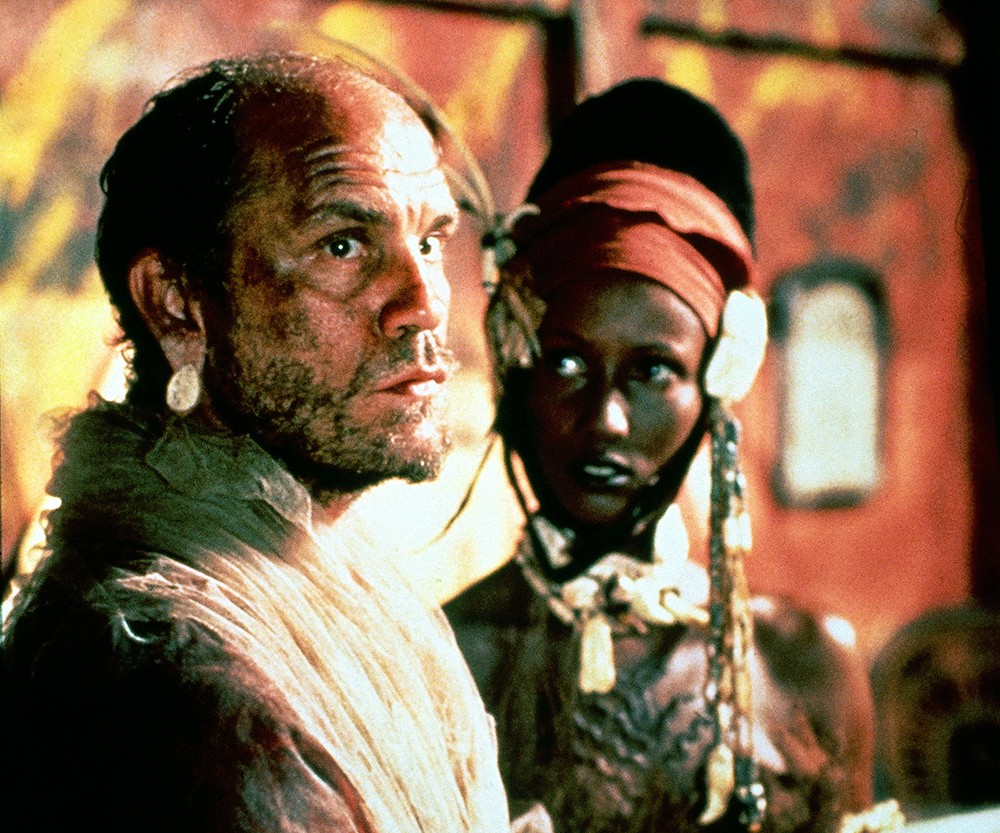 Still from the film Heart of Darkness directed by Nicolas Roeg, 1993, photo: Solopan