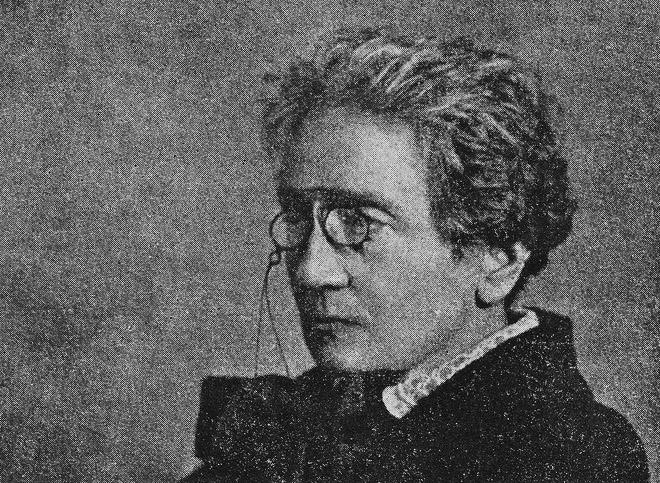 Maria Dulębianka on a pre-war postcard. Photo: www.cyfroteka.pl