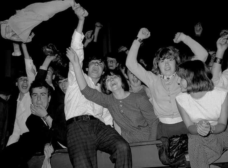 Wiosenny Festiwal Muzyki Nastolatków w Gdańsku, 1966, Aleksander Jałosiński / Forum