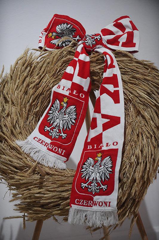 """Dorota Nieznalska """"Jestem Polakiem - więc mam obowiązki polskie"""",  Bartłomiej Zborowski/PAP"""