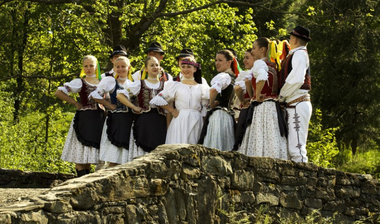 Olchowiec, annual celebration of Lemko Folk Culture