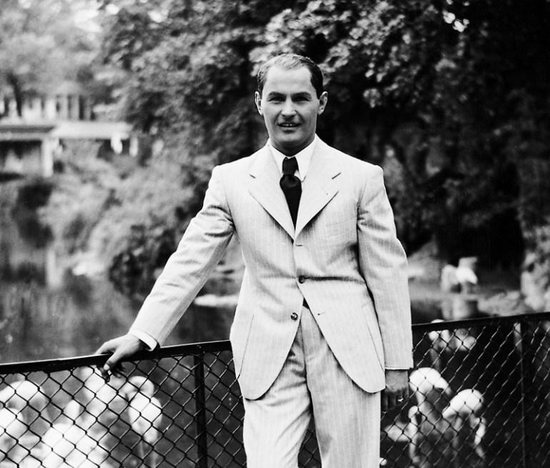 Ян Кепура на отдыхе, 1935, фото: Sueddeutsche Zeitung Photo / East News