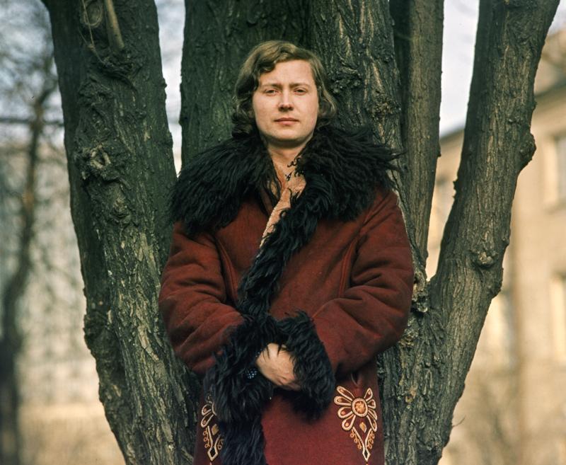 Marek Grechuta, lata 70., fot. Marek Karewicz / Forum