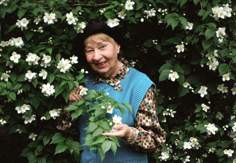 Irena Kwiatkowska, 2001,  fot. Robert Jaworski / Forum