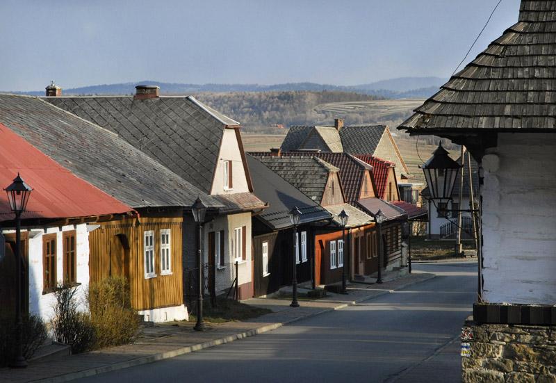 Lanckorona, fot. Andrzej Sidor / Forum