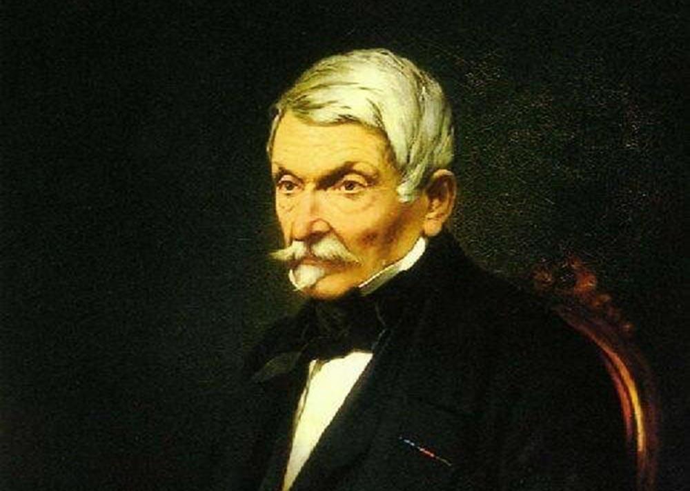 Aleksander Raczyński, Portrait of Aleksander Fredro, photo: Muzeum Pałac w Wilanowie