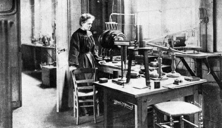 Marie Skłodowska Curie, rep: Piotr Mecik / Forum