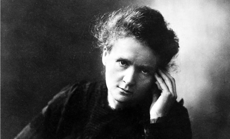 Marie Skłodowska Curie, fot. © The Granger Collection / Forum