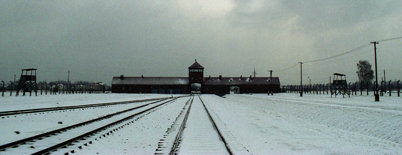 Memorial and Museum of the Auschwitz - Birkenau, photo: Franciszek Mazur/Forum