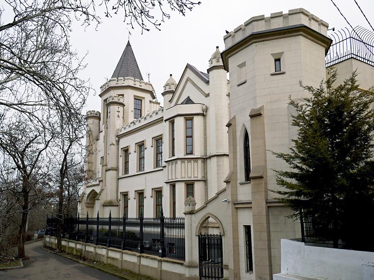 Ансамбль дворца Бжозовского («Шахского»), фото: Wikimedia