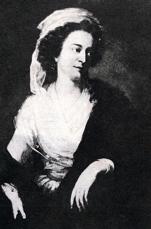 София Потоцкая, 1805 год, фото: Е. Лоек, «История прекрасной вифинки», Wikimedia