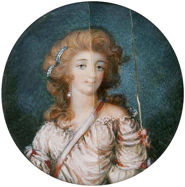 София Потоцкая, 1790–1795, фото: Wikimedia
