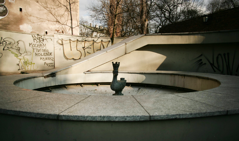 The Golden Duck, Fryderyk Chopin Museum, photo: Albert  Zawada / AG