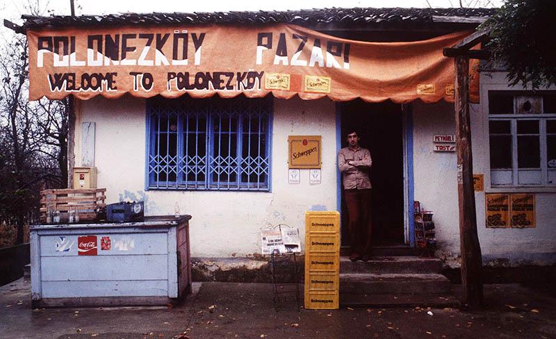 Polonezköy  (pol. Adampol lub Polska wieś), polska wioska w Turcji na obrzeżach Stambułu, fot. Wojciech Laski  / East News