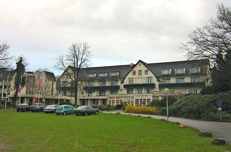 The Bilderberg Hotel in Oosterbeek, the location of the first meeting of The Bilderberg Group and the place which gave them their name, photo: Wikipedia/Michiel1972