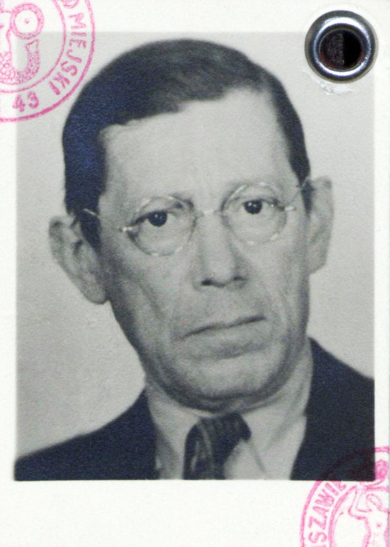 Józef Hieronim Retinger, Photo: Stanisław Jankowski's archive / East News