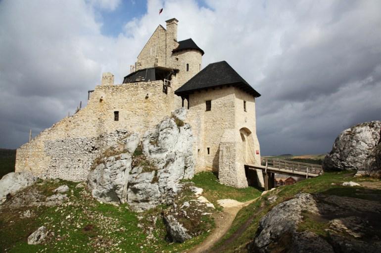 Zamek w Bobolicach, photo: Pawel Szadkowski/Forum