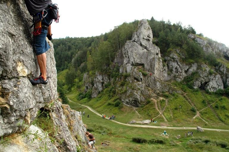 Dolina Kobylańska, photo: Roman Lipczyński / Forum