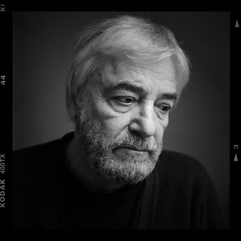 Andrzej Żuławski, fot. Marek Szczepanski/Przekroj / Forum