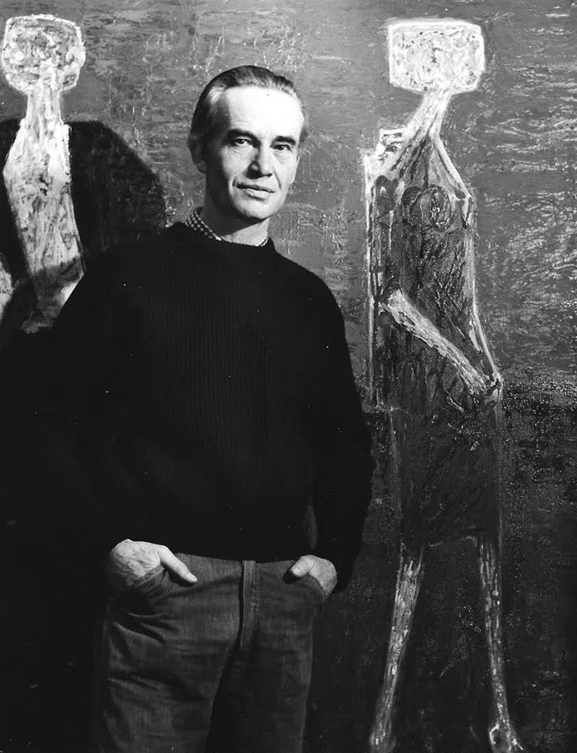 Марек Жулавский, фото из семейного архива