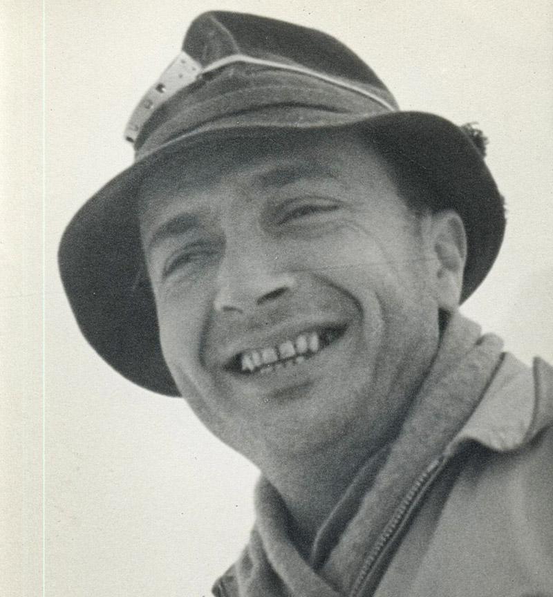 Вавжинец Жулавский, фото из семейного архива
