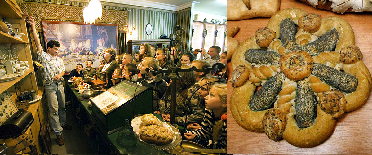 Museum of Bread, photo: Jacenty Dedek/Reporter, Piotr Gajek / East News