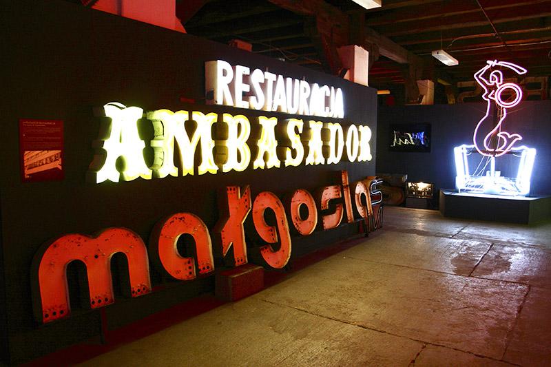 Neon Museum, photo: Krzysztof Zuczkowski / Forum