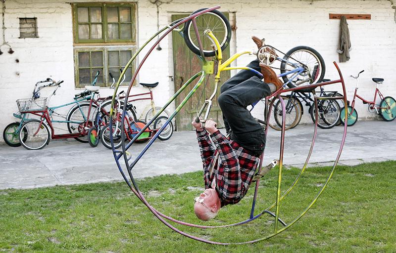 Museum of Unusual Bicycles, photo: Wojciech Pacewicz / Forum