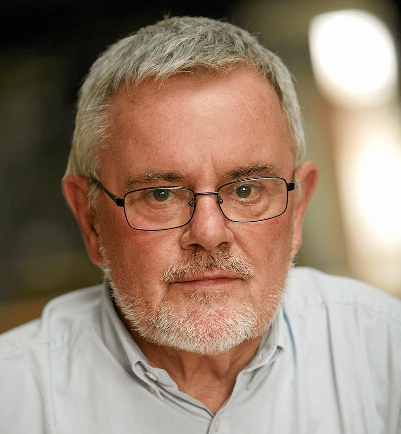 Anders Bodegård, fot. Bartosz Bobkowski / PAP