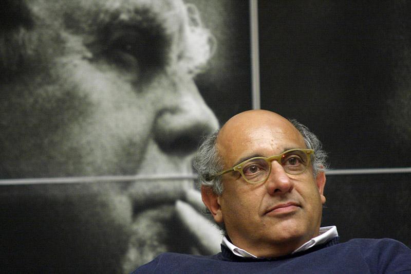 Francesco M. Cataluccio, fot. Damian Klamka / East News