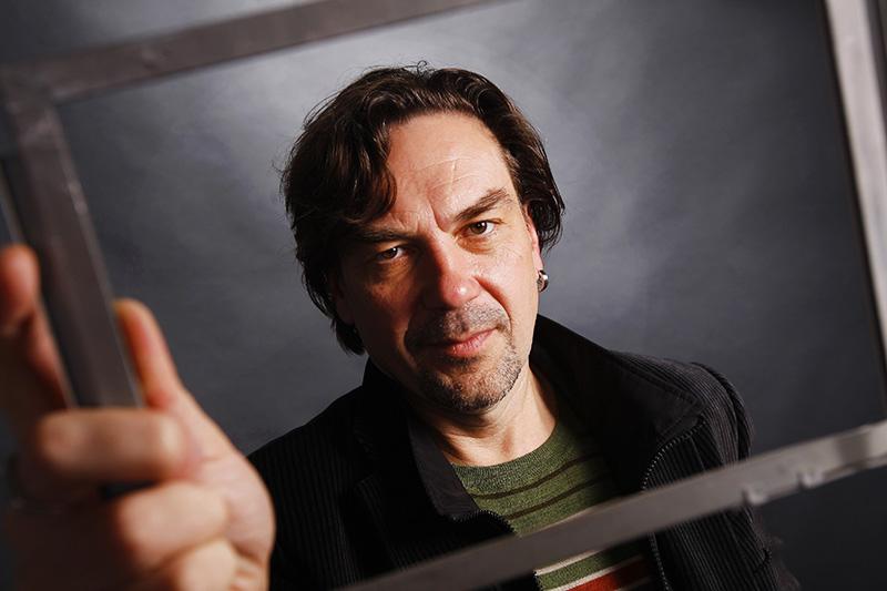 Jurij Andruchowycz, fot. Leszek Zych / Reporter