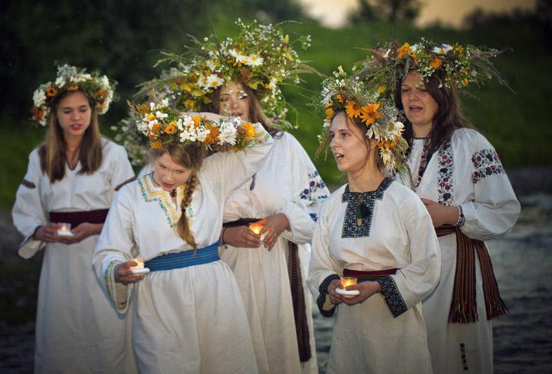 Noc Kupały (Kupała Night), Przemyśl, photo: Waldek Sosnowski / Forum