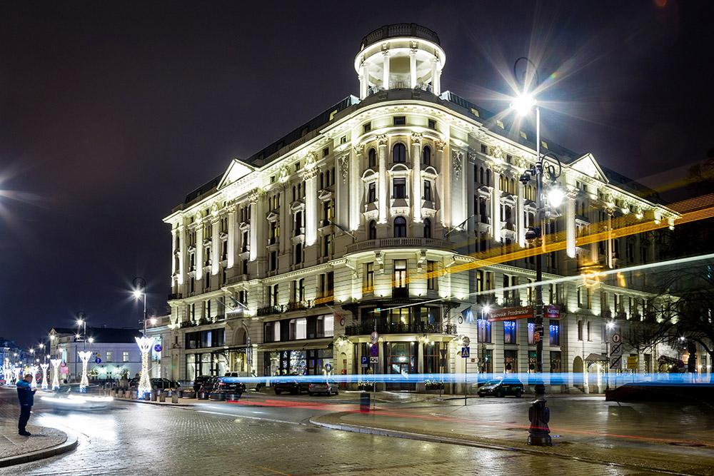 Hotel Bristol, fot. Łukasz Bochman/East News