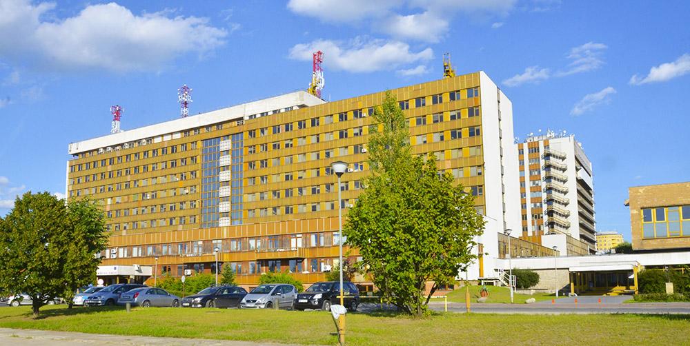 Warszawa Centrum Onkologii, Instytut im. Marii Skłodowskiej-Curie, fot. Włodzimierz Wasyluk/East News