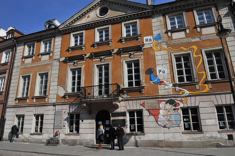 Muzeum MSC, Dom Marii Skłodowskiej-Curie,Warszawa, fot. Wojtek Laski / East News