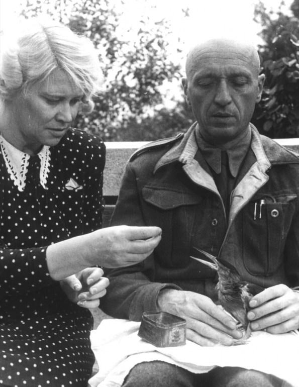 Antonina i Jan Żabińscy, fot. Warszawski Ogród Zoologiczny