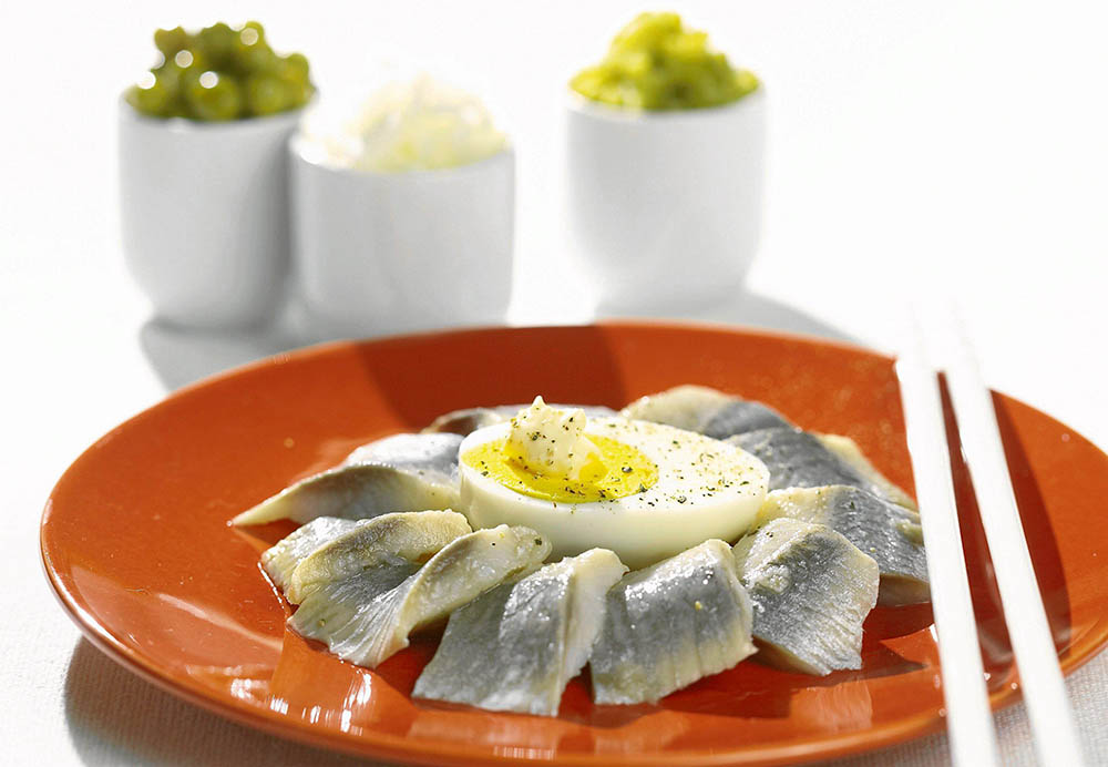 Japanese herring, photo: Arkadiusz Cichocki/AG