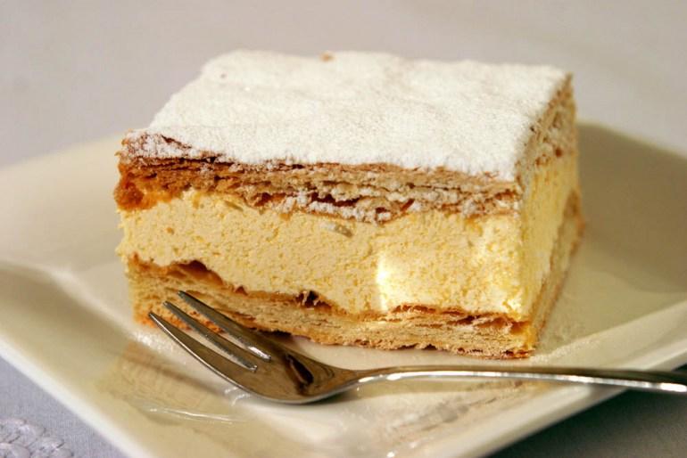 7 must try polish cakes and pastries article culture kremwka photo grzegorz kozakiewicz forum forumfinder Images