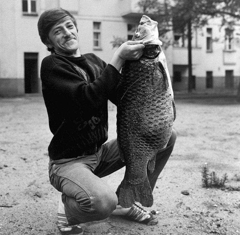 Karp, 70, photo:  Stanislaw Kokurewicz / Forum