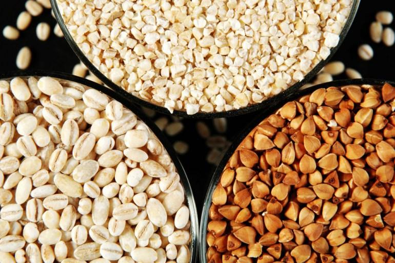 Barley, groats, buckwheat; photo: Roman Lipczyński / Forum