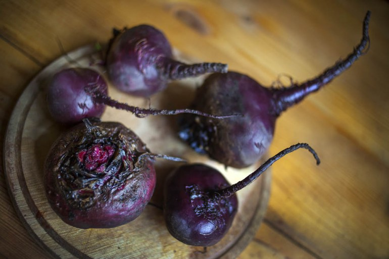Beets, photo: Grażyna Makara