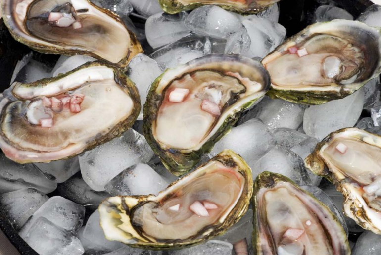 Oysters, photo: East News