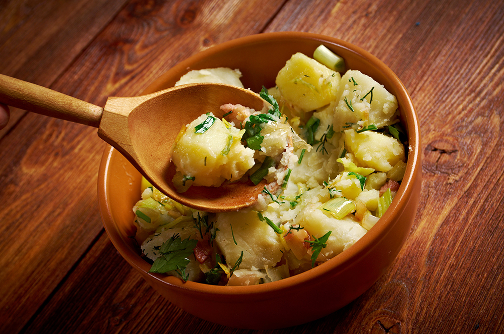 Potato salad, photo: East News