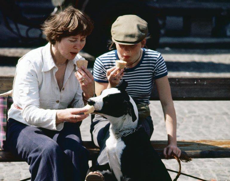 Warsaw, 1970, photo: Jerzy Michalski / Forum