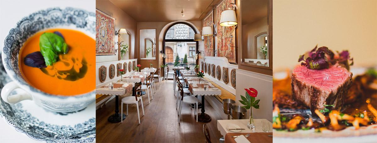 10 Najlepszych Restauracji Krakowa